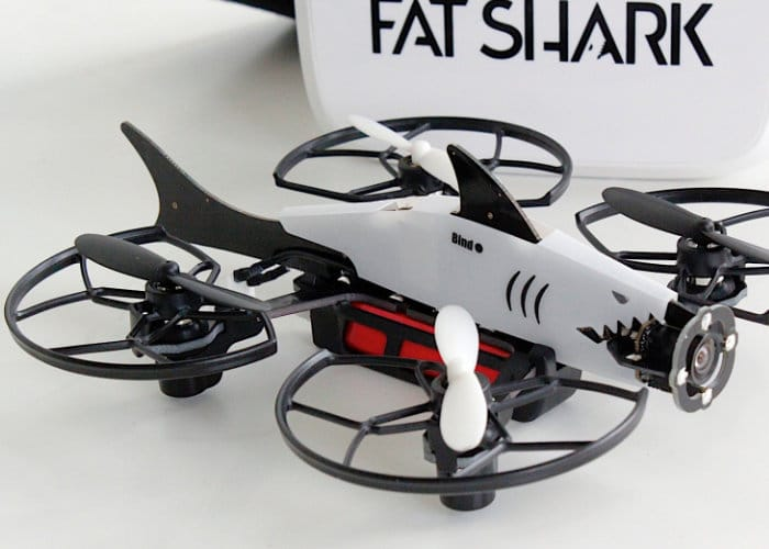 Fat Shark 101 Racing Drone Starter Set