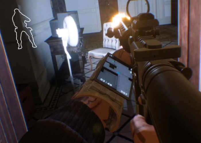 Firewall Zero Hour Playstation VR Gameplay