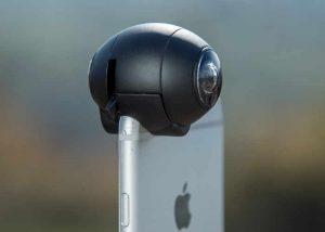 Fishball Smartphone 360 Camera Lens