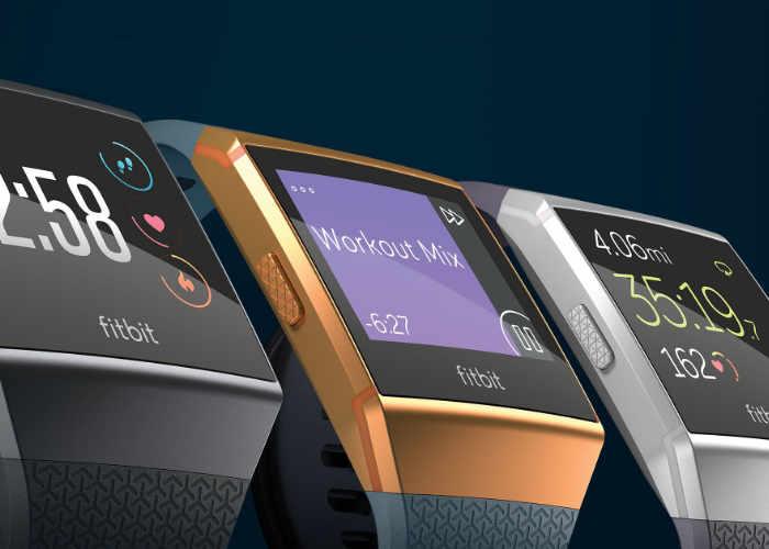 Fitbit Ionic update