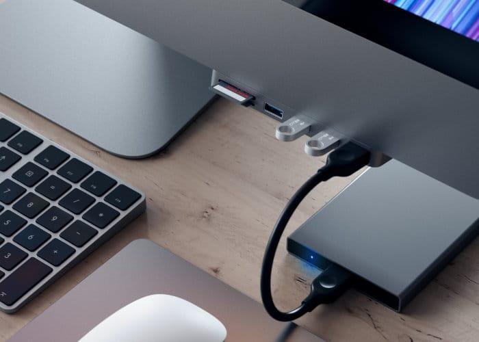 Front Facing iMac Pro Hub