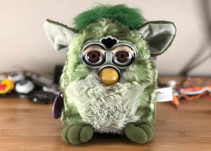 Furby Toy Upgraded With Alexa Personal Assistant
