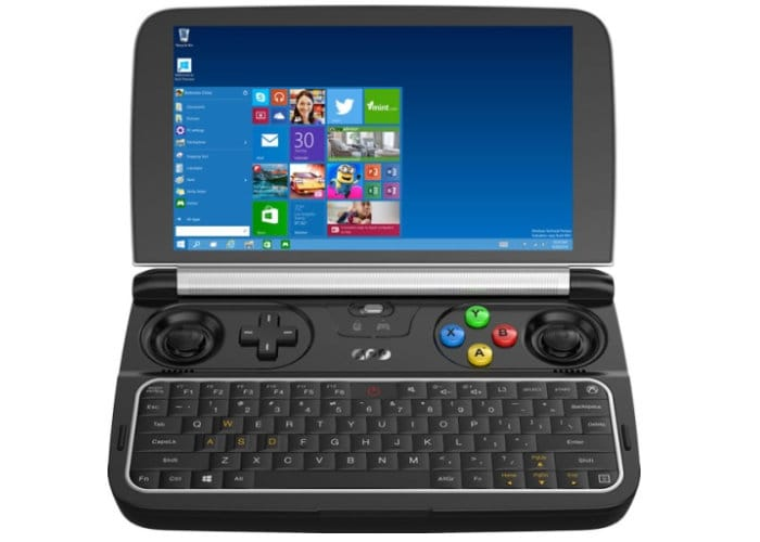 gpd win 2 handheld gaming pc launches next year from 599. Black Bedroom Furniture Sets. Home Design Ideas