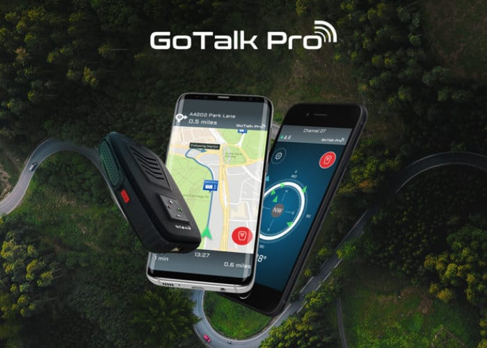 GoTalk Pro Next Generation CB Radio