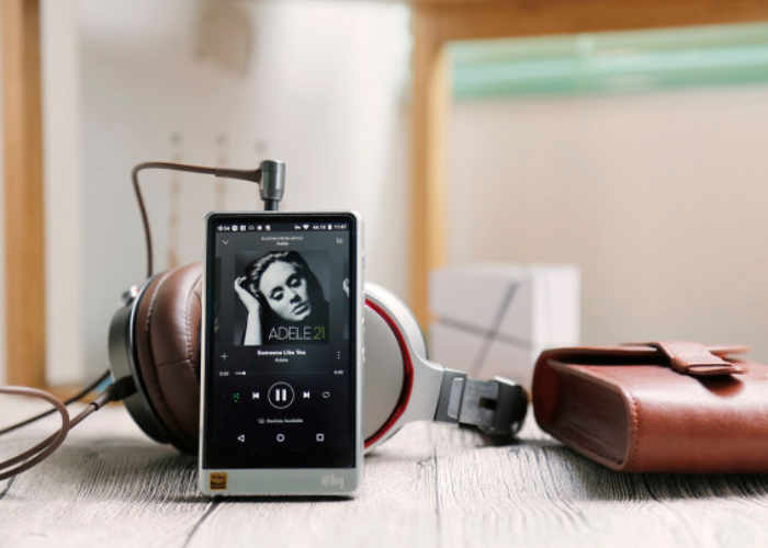HiBy R6 Android Music Player