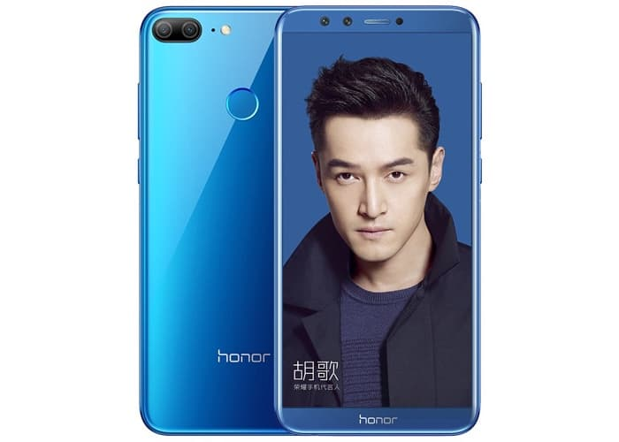 Honor ends 2017 with the Honor 9 Lite