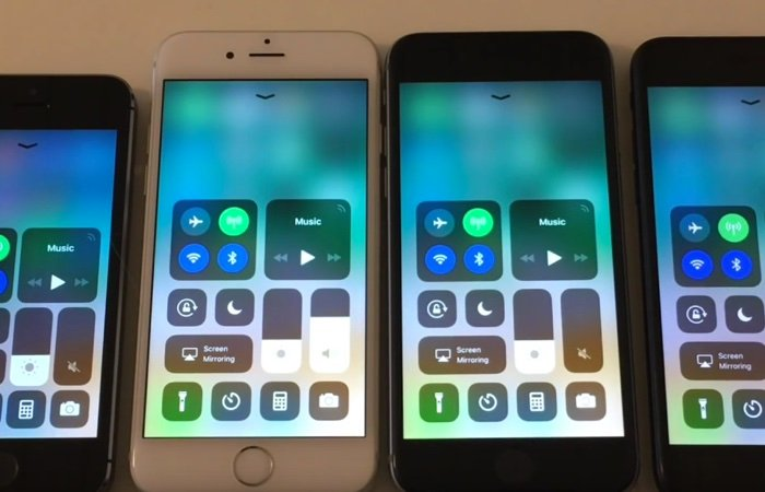 iOS 11.2.1 Battery Life
