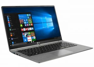 LG Gram Notebooks Now Equipped With 8th Gen Intel Core CPUs
