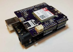 LTE NB Internet Of Things Open Source Arduino Shield