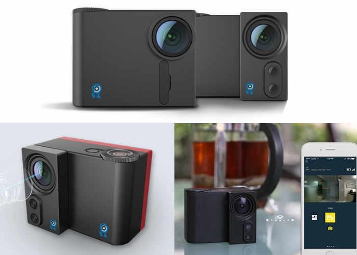 Laibox Cam Modular Action Camera