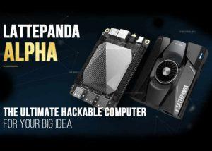 LattePanda Alpha Mini PC With Intel Core M3 Processor