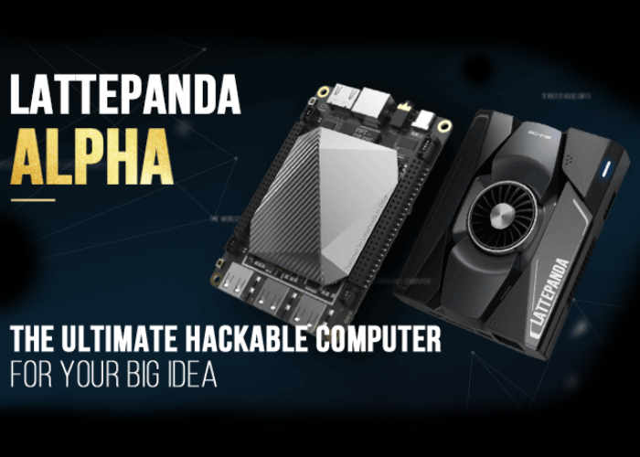 LattePanda Alpha Mini PC With Intel Core M3 Processor