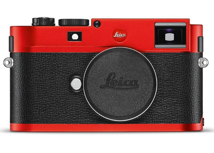 Leica Typ 262 Red Camera