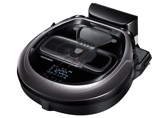 Limited Edition Samsung Darth Vader Powerbot Vacuum