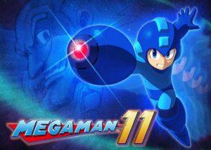 Mega Man 11 Launching In Late 2018