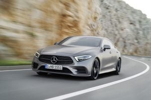 2018 Mercedes Benz CLS Pricing Revealed
