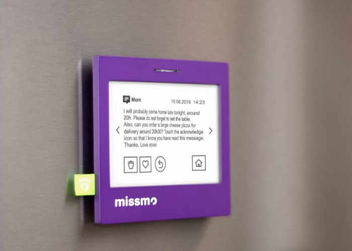 Missmo E-Ink Digital Sticky Note System