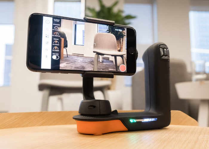 Movi Hand Held Smartphone Stabiliser