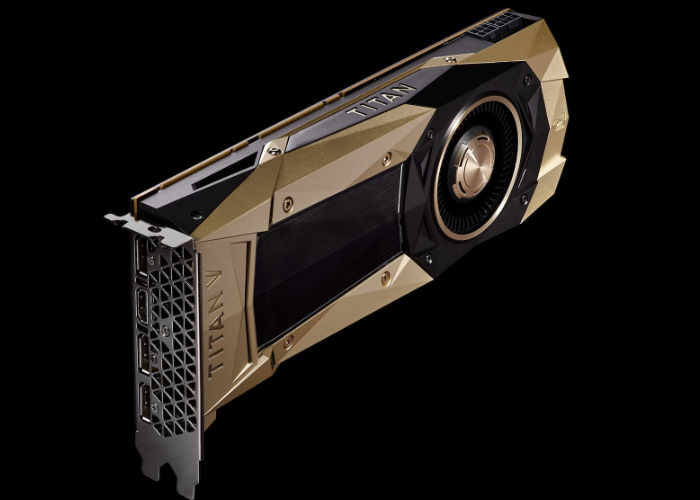 NVIDIA Titan V Ethereum Mining