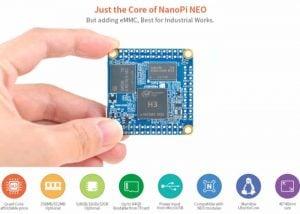 NanoPi NEO Core Micro Computer Launches From $8