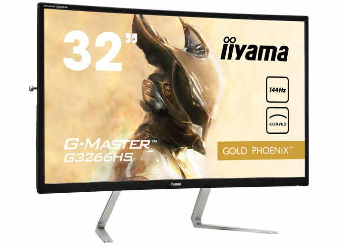 New Iiyama G-Master GB2730QS and G3266HS