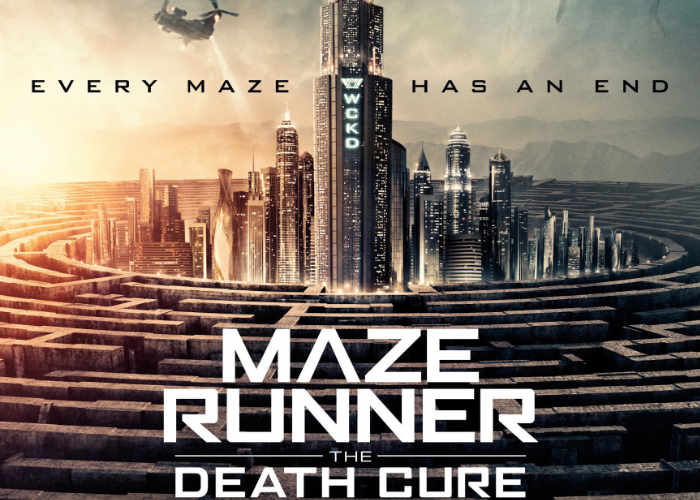 New Maze Runner The Death Cure