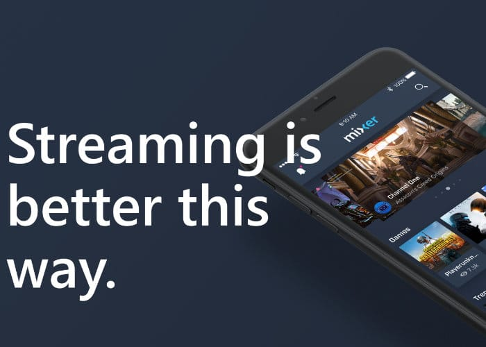 New Mixer App Now Available