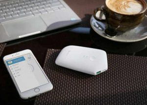 Nommi 4G Hotspot With Unlimited Worldwide WiFi