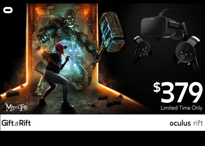 Oculus Rift VR Bundle