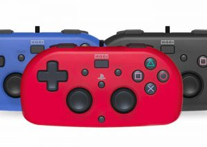 Official PlayStation Hori Mini Wired Gamepad Launches