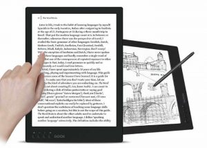 Onyx Boox Max 2 Professional E-Reader Can Be Used As A Monitor