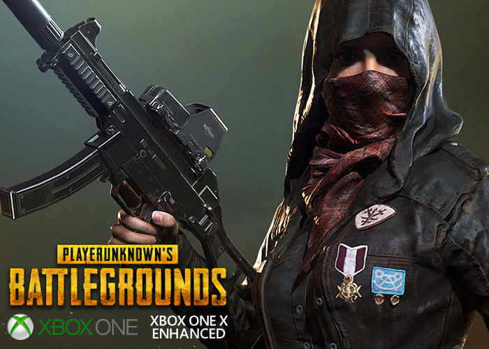 Microsoft giving Playerunknown's Battleground to Xbox One buyers for free
