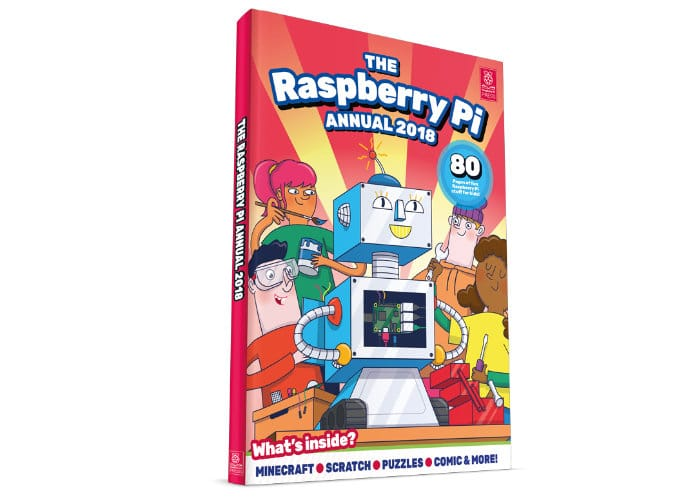 Raspberry Pi 2018 Annual