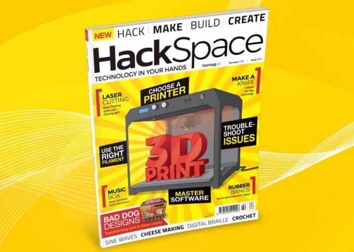 Raspberry Pi Hackspace Magazine