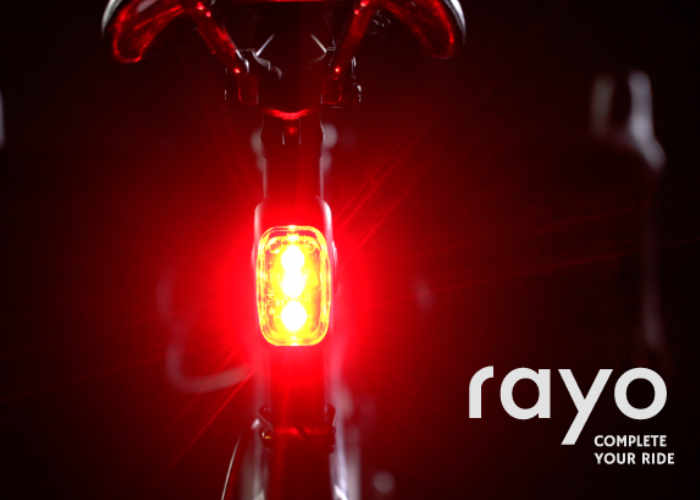 Rayo Smart Bicycle Light System