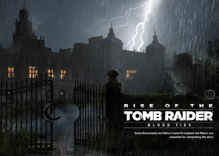 Rise of the Tomb Raider New PC Update Adds SteamVR Support