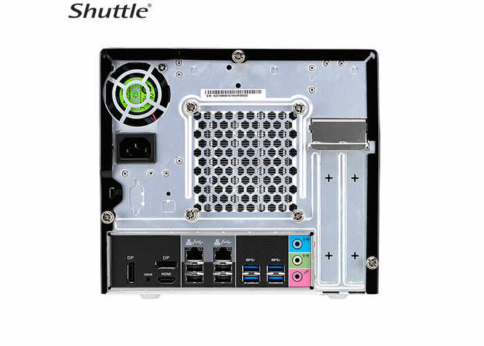 Shuttle SZ270R9 VR Gaming Cube Compact PC