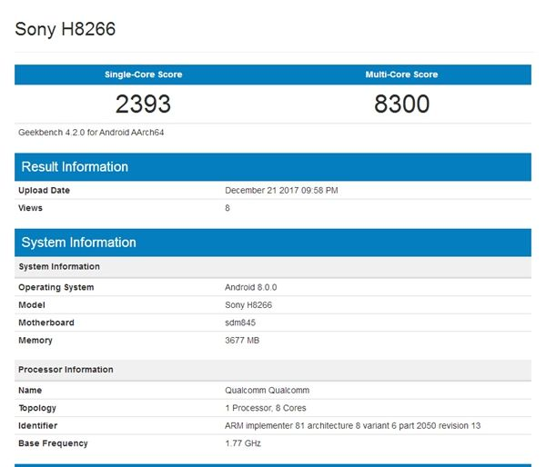 Sony H266