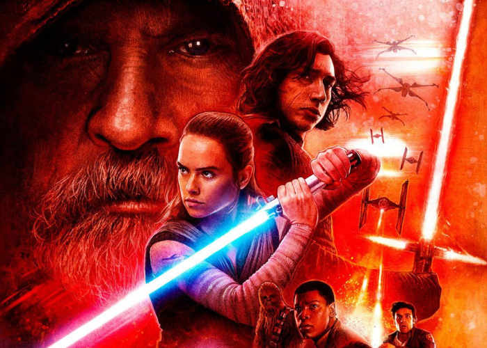 Star Wars The Last Jedi Is A Hit At The Box Office