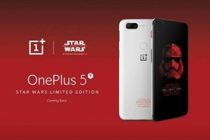 Limited Edition Star Wars OnePlus 5T Launched In India