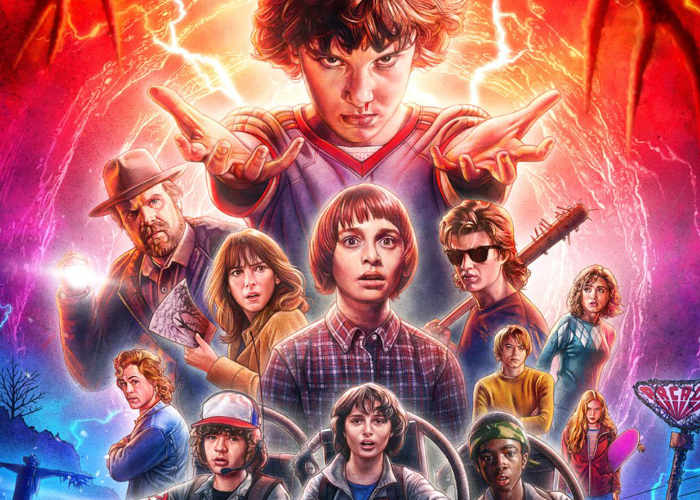 stranger things 3 release