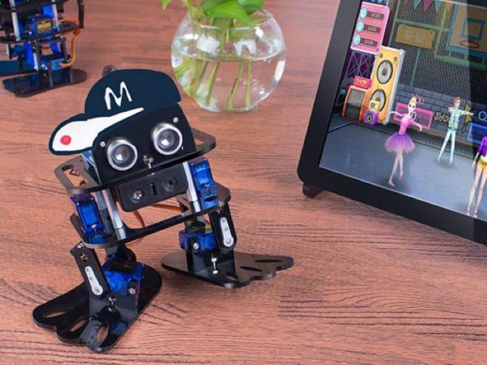 SunFounder Nano DIY 4-DOF Robot Kit