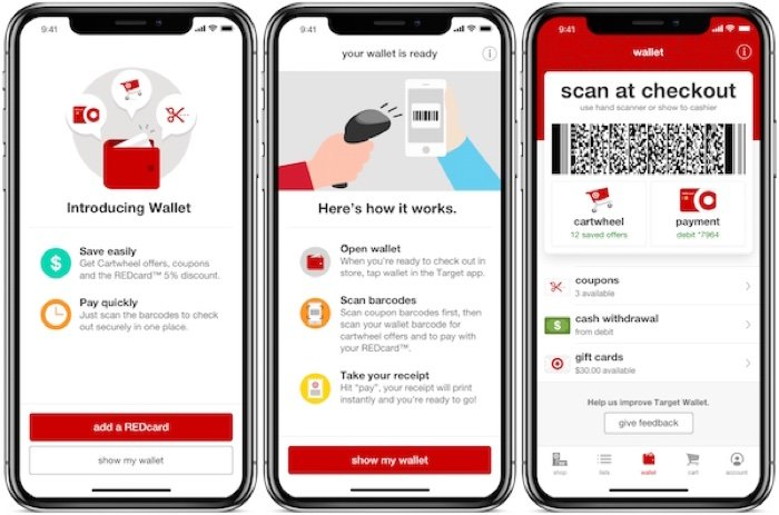Target launches Wallet to combine payment, coupons at checkout