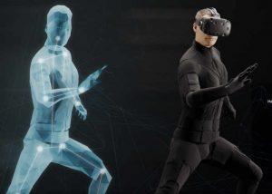 Teslasuit VR Haptic Feedback Suit