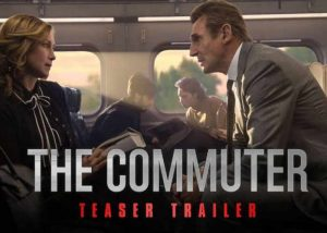 The Commuter Action Thriller Movie Starring Liam Neeson
