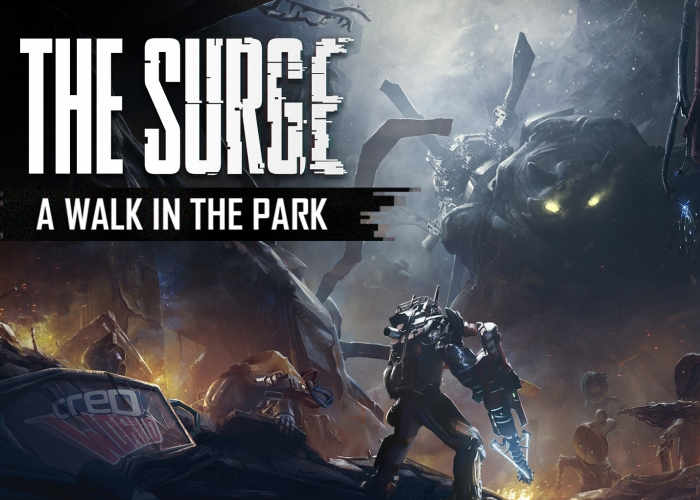 Xbox RPG The Surge Receives New, Walk In The Park Expansion