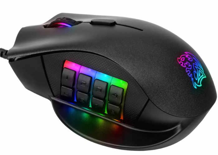 Tt eSports Nemesis Switch Optical RGB Gaming Mouse