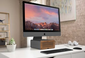 Twelve South HiRise Pro For The New iMac Pro Launched
