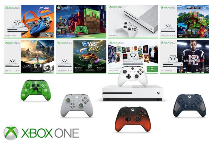 Xbox One Bundles From $199