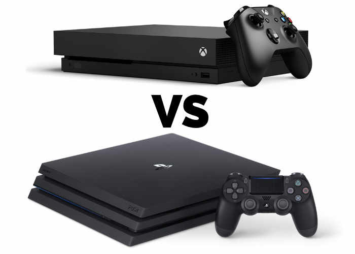 xbox one x vs playstation 4 pro destiny 2 4k ultra hd. Black Bedroom Furniture Sets. Home Design Ideas